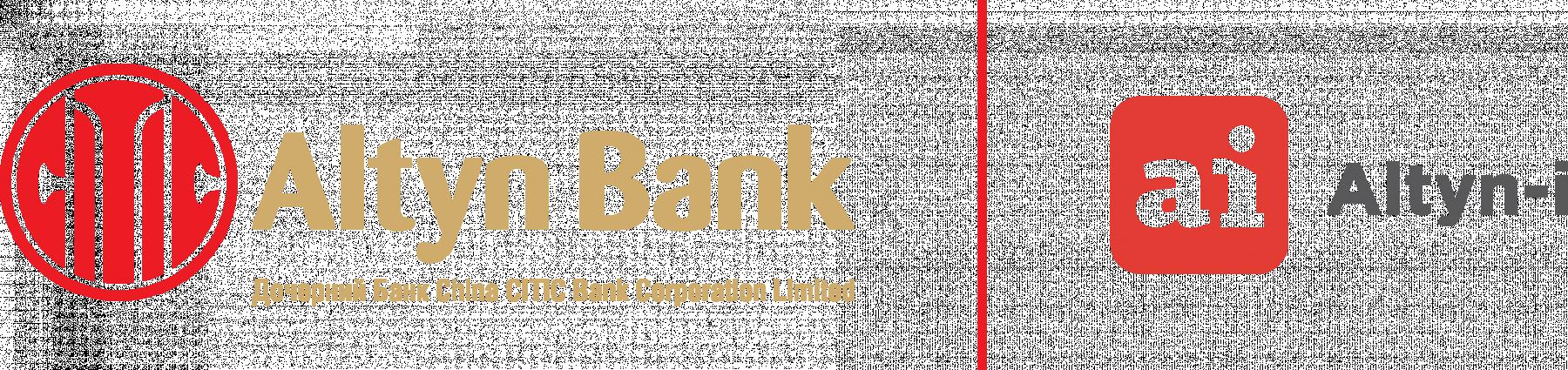 Логотип Алтын